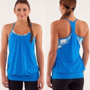 Lululemon No Limits Tank
